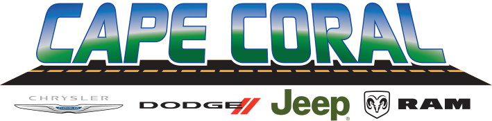 Cape Coral Chrysler Dodge Jeep Ram Logo